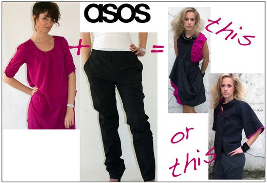 Recycled fashion asos