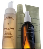 Aveda pure abundance hair care