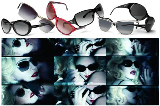 Madonna dolce gabbana mdg sunglasses