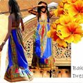 African print fabric sundresses sun dresses