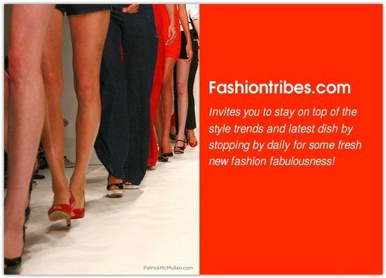 Patrick mcmullen fashion runway ecard evite