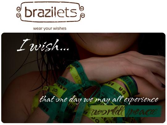 Brazilets wish bracelets