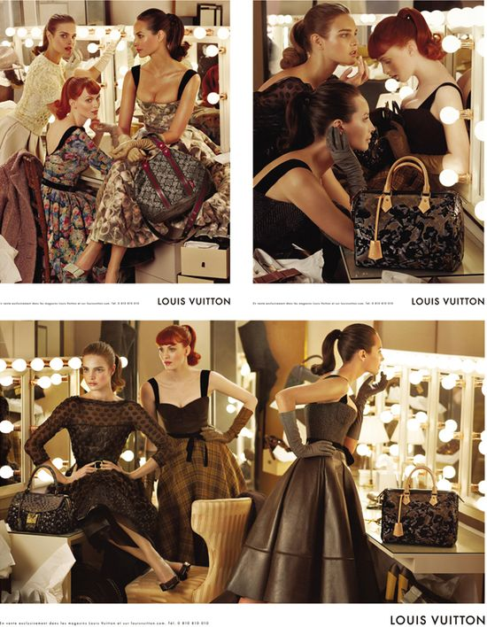 Louis vuitton fall winter 2010 ad campaign