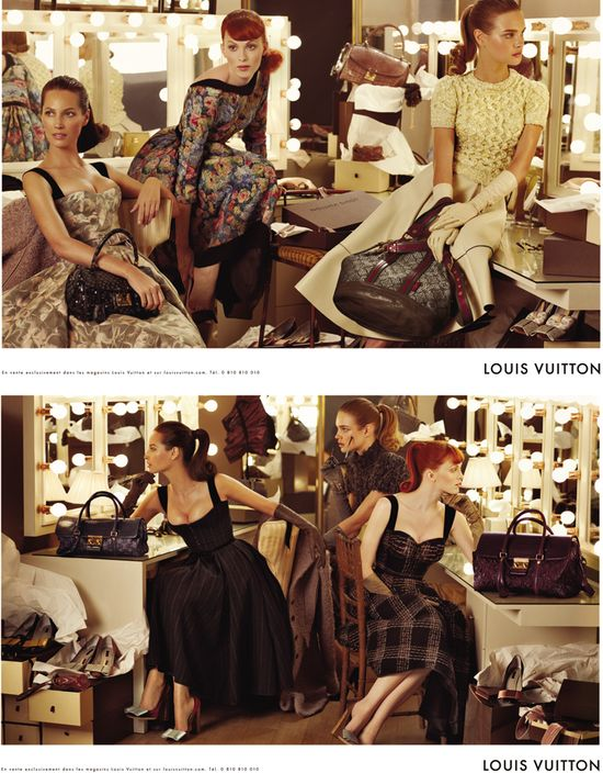 Louis vuitton fall winter 2010 ad campaign 1