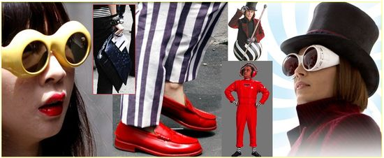Willy wonka street fashion streetfashion trend