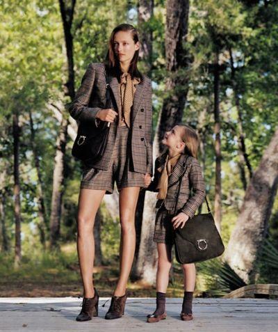 Ferragamo fall winter 2010 2011 ad marketing campaign