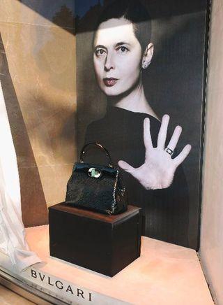 Bulgari isabella rossellini bags handbags