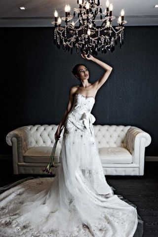 Wedding Dress Designers on Fabulous Couture Wedding Gowns By Dubai Fashion Designer Rahil Hesan