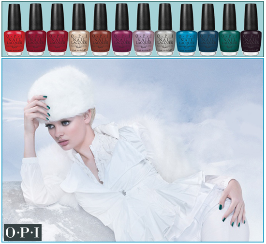 Opi nail colors colours