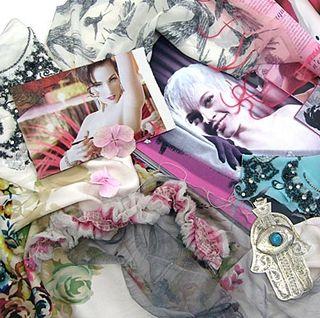 Yoana baraschi inspiration board spring 2011