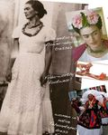 Frida kahlo fashion inspiration