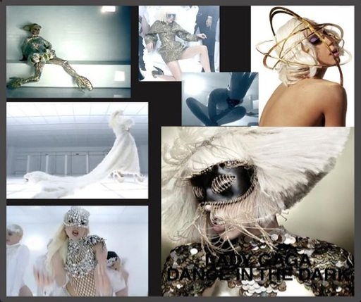 Lady gaga nicola formichetti fashion stylist