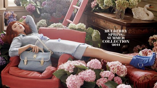 Mulberry tillie bag handbag satchel