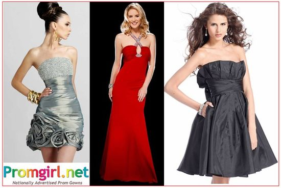 Promgirl formal short cocktail dresses long gowns eveningwear