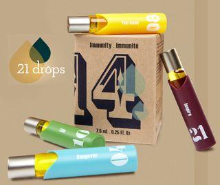 21 drops modern aromatherapy