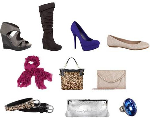 Payless shoes accessories