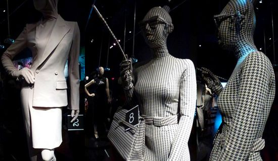 Jean paul gaultier exhibit 6