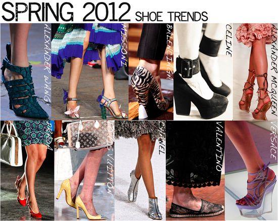 Spring 2012 runway shoe trends copy