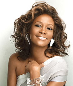 Whitney houston fashion style 3