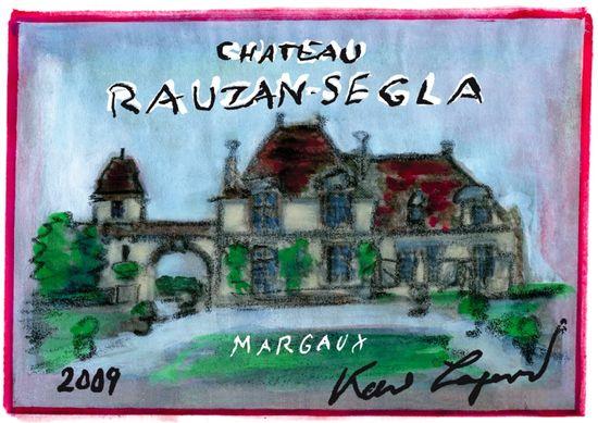Karl lagerfeld chanel wine label