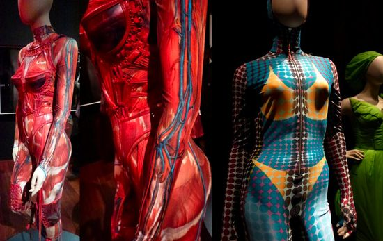 Jean paul gaultier exhibit 4