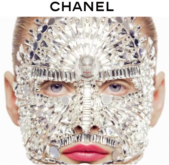 Chanel mirroir