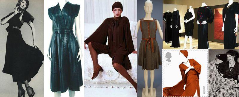 Jean muir designs fashion