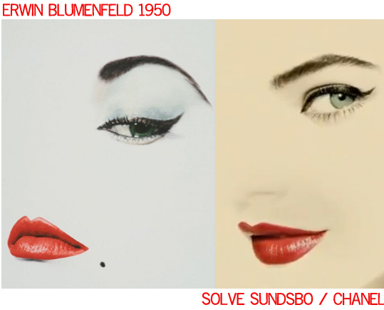 Chanel tribute erwin blumenfeld