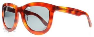 The row row 72 wayfarer tortoise sunglasses