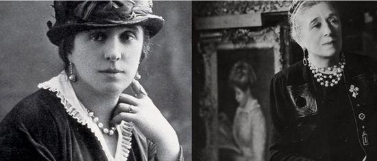 Jeanne lanvin portrait
