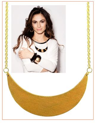 Vivienne kelly luna necklace