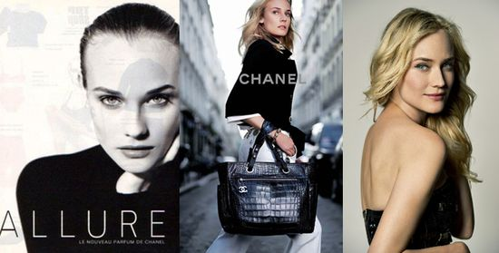 Diane kruger chanel campaigns