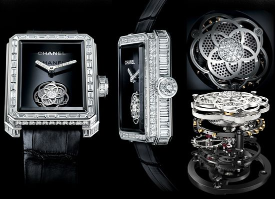 Chanel premiere turbillon watch