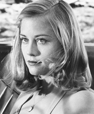 Young cybill shepherd
