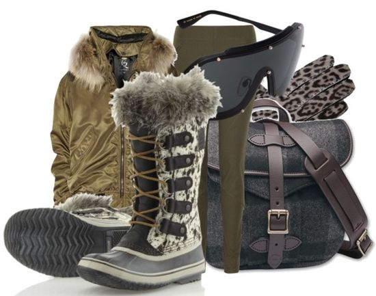 Cute stylish sorel winter boots