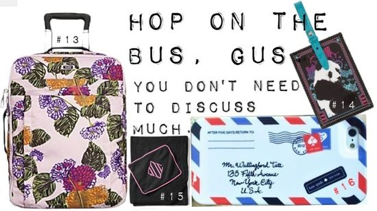 Leave your lover hop bus gus