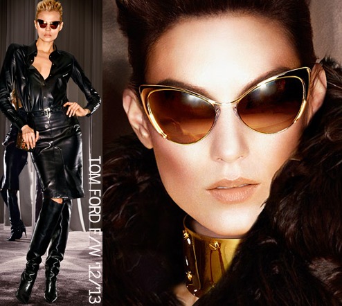 Tom ford cateye sunglasses
