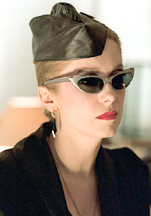 Catherine deneuve the hunger cateye sunglasses
