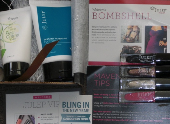 Julep maven package