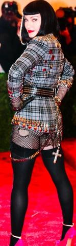 Madonna 2013 met gala ball