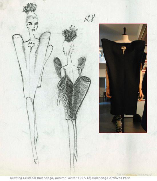 Balenciaga abraham silk