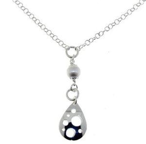 Trabbia vuillermoz silver pendant necklace