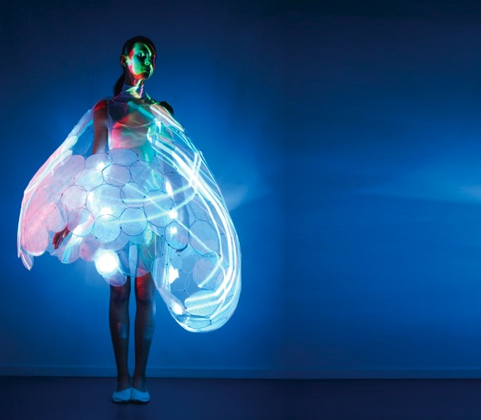 Philips skin prob future futuristic dress fashion