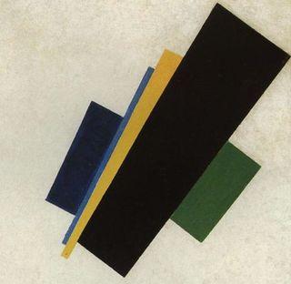 Kazimir Malevich Suprematism 1915