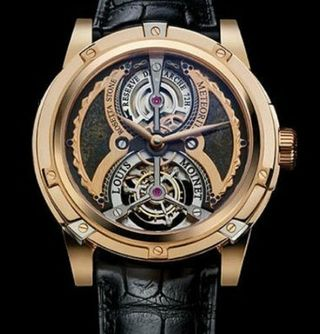 Louis Moinet Meteoris watch worlds most expensive
