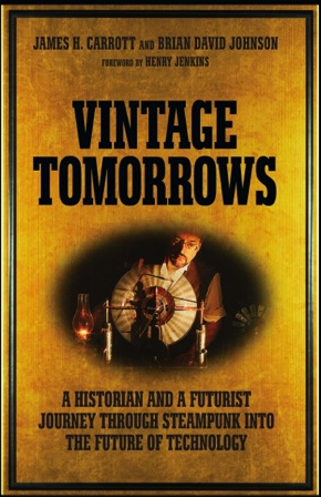 Vintage tomorrows steampunk impact future of technology