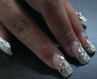 Katia vega motion control conductive nails