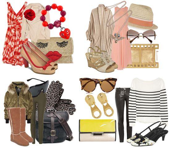 Fashion outfits aerosoles