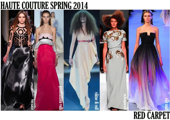 Haute couture spring 2014 red carpet 1
