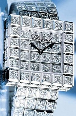 Worlds most expensive chopard super ice diamond watch